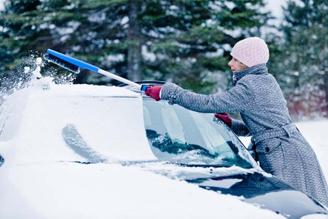Windshield and Auto Glass Care Tips this Winter